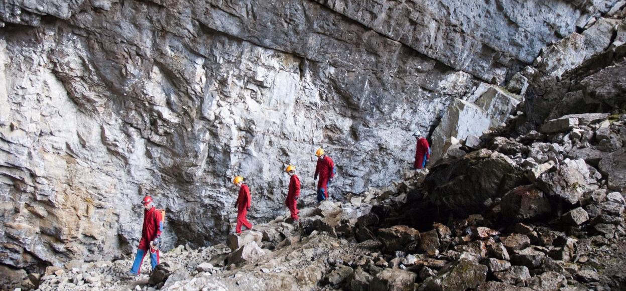 Höhlentour Bregenzer Wald