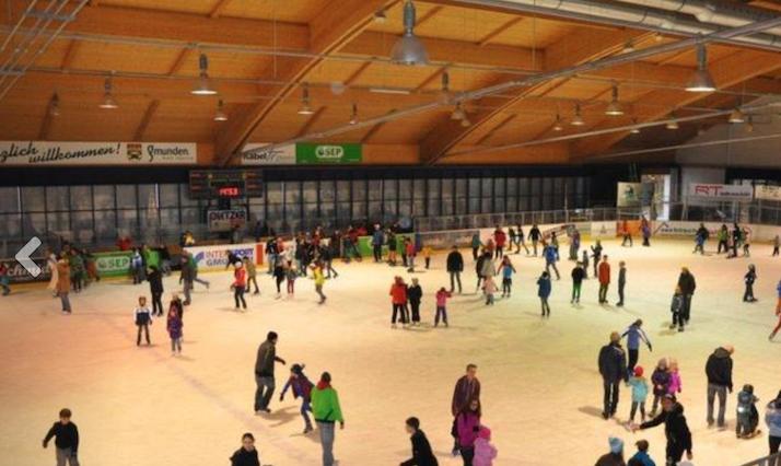 Eishalle Gmunden