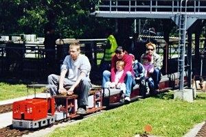 Eisenbahn Museum Strasshof Kinderfest
