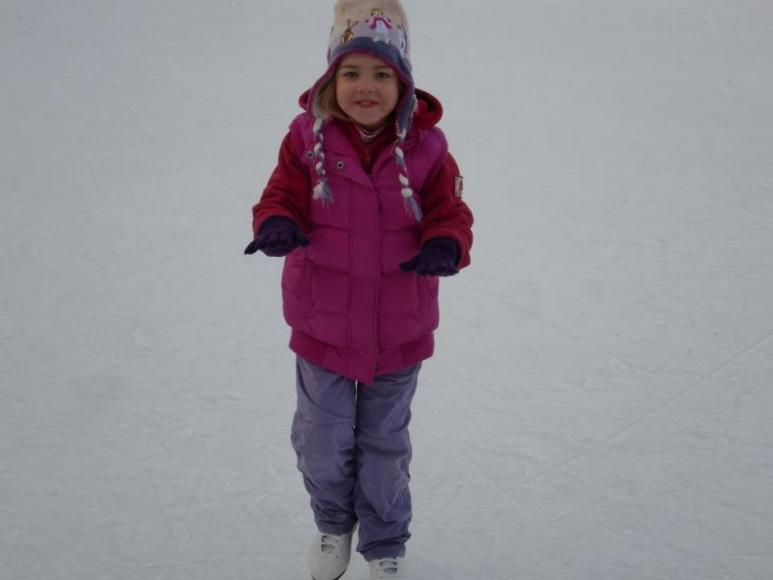 Eislaufen im Aktivpark Montafon in Schruns-Tschagguns