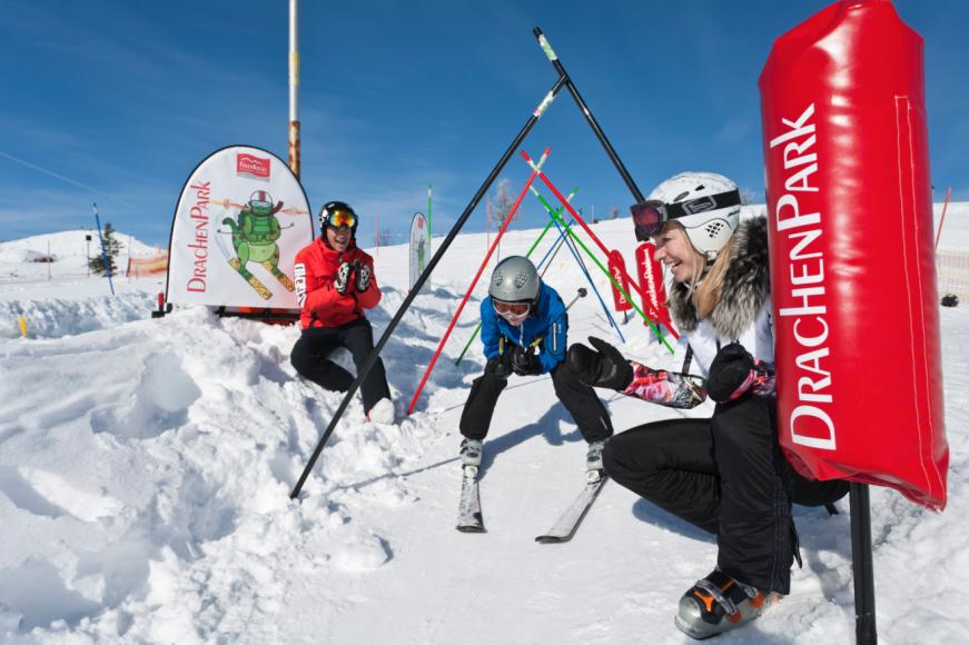 Feuerkogel Skigebiet Franzis Drachenpark