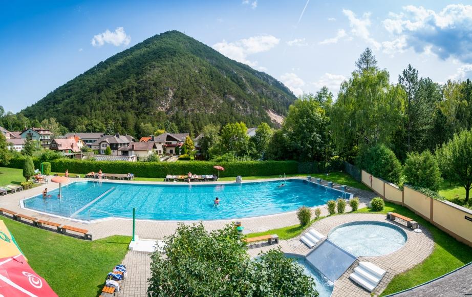 Schwimmbad Grünbach