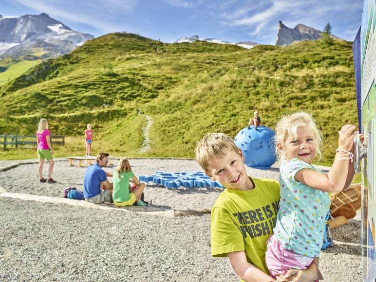Gletscherflohsafari am Hintertuxer Gletscher