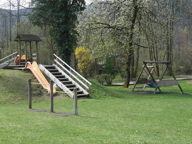 Spielplatz Grünau im Almtal