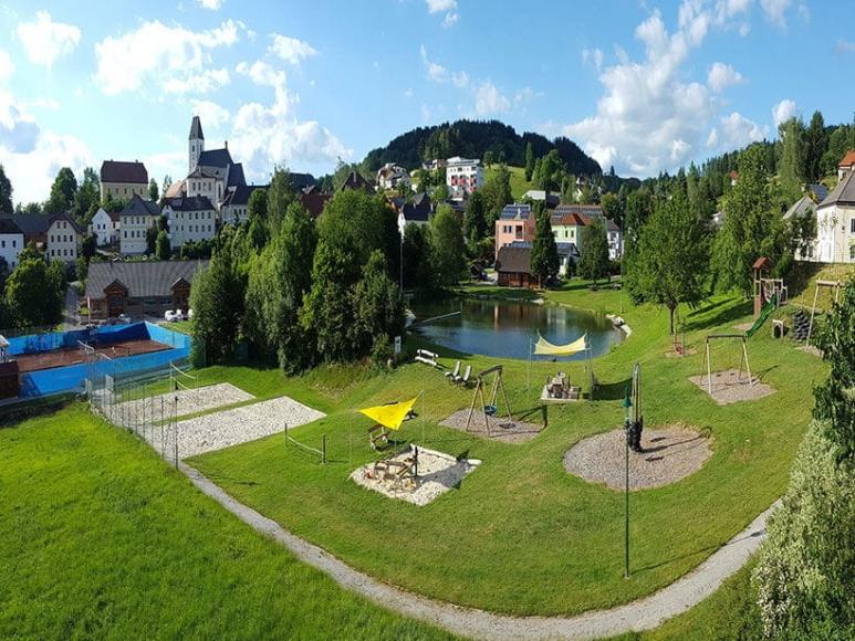Spielplatz Grünbach bei Freistadt
