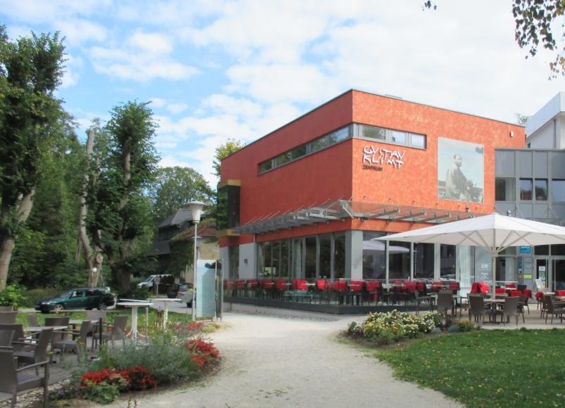 Gustav Klimt Zentrum am Attersee