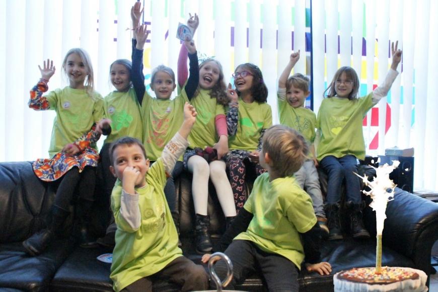 Kindergeburtstag im Happylab Wien