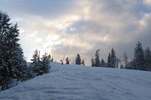 Skigebiet Hochlecken