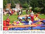 Buntes Kinderfest im Freizeitpark Zell