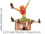 Heuschreck Theater Kunterbunt