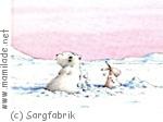 """Pipifax in der Sargfabrik """"Der kleine Eisbär"""""""