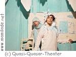 """Quasi-Quasar Theater in Stainz """"Die Schneekönigin"""""""