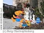 Burg Oberkapfenberg Ostermarkt