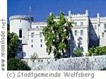 Kärntner Schlosszauberwald rund um Schloss Wolfsberg