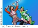 Theater Heuschreck Drachenzirkus
