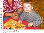 Kind & Co in Steinberg-Dörfl: Eltern-Kind-Kochen