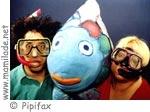 """Kindertheater Pipifax: """"Der Regenbogenfisch"""""""