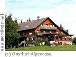 Gasthof Alpenrose in Kaltenbrunnen bei Egg
