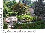 Restaurant Klöcherhof