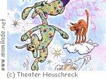 Heuschreck - Lenny der fliegende Hund
