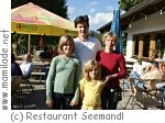 Restaurant Seemandl in Feldkirchen
