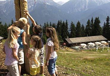 Bergbahnen Oberperfuss: Oberperfer Geisterwanderweg