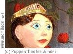 Puppentheater Sindri Dornröschen