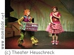 """Theater Heuschreck: """"Kunterbunt geht´s rund"""""""