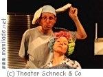 Kindertheater Schneck & Co im Akku Steyr