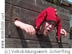 Zeitsprung ins Mittelalter in Schörfling