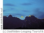 Sonnwendfeuer in Leogang