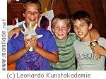 Leonardo Kunstakademie für Kinder