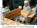 Handerwerkerfest im Freilichtmuseum