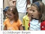 Sommerferien auf der Festung Hohensalzburg