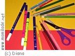 Kreativwerkstatt während der Sommerferien