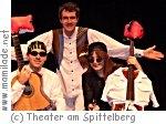 Theater am Spittelberg: Marco Simsa - Vivaldi für Kinder