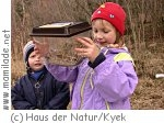 Exkursion am Haunsberg