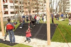 """Spielplatz """"Junges Europa"""""""