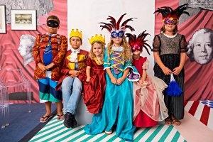 Kindergeburtstag auf Schloss Esterhazy