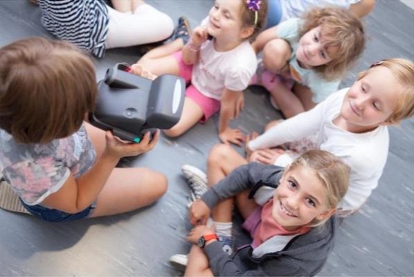 Kindergeburtstag im 21er Haus
