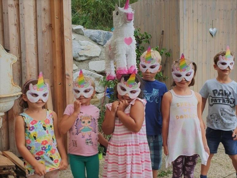 Kindergeburtstag Tierlacherhof
