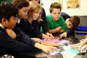 Kindergeburtstag im ZOOM Kindermuseum