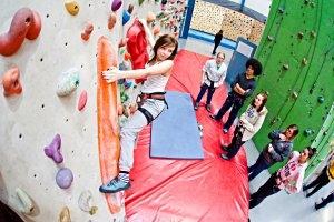 Kletterhalle Wien Kindergeburtstag