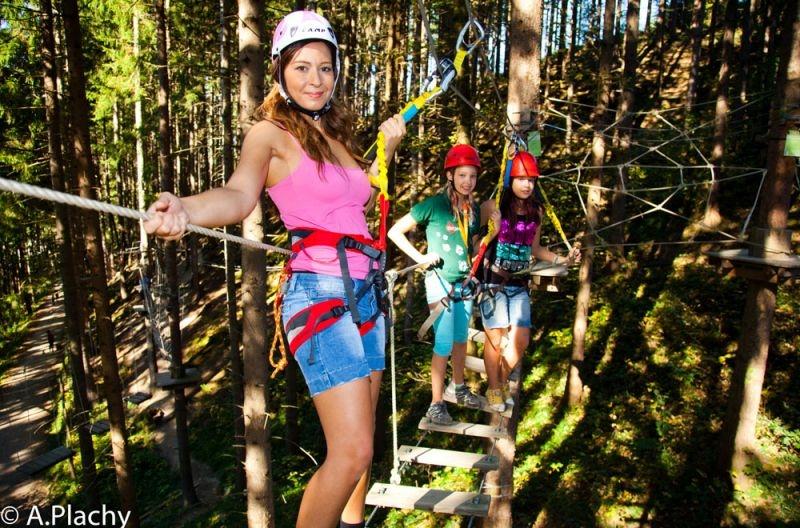 Kletterpark Buchenberg