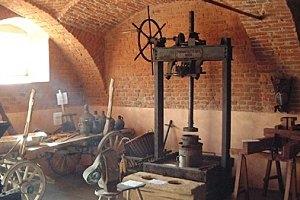 Kürbiskernmuseum in der Ölmühle Kremsner