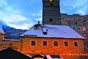 Advent und Weihnachten im Schloss Landeck