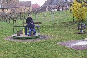 Spielplatz Langenlois