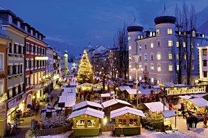 Adventmarkt in Lienz