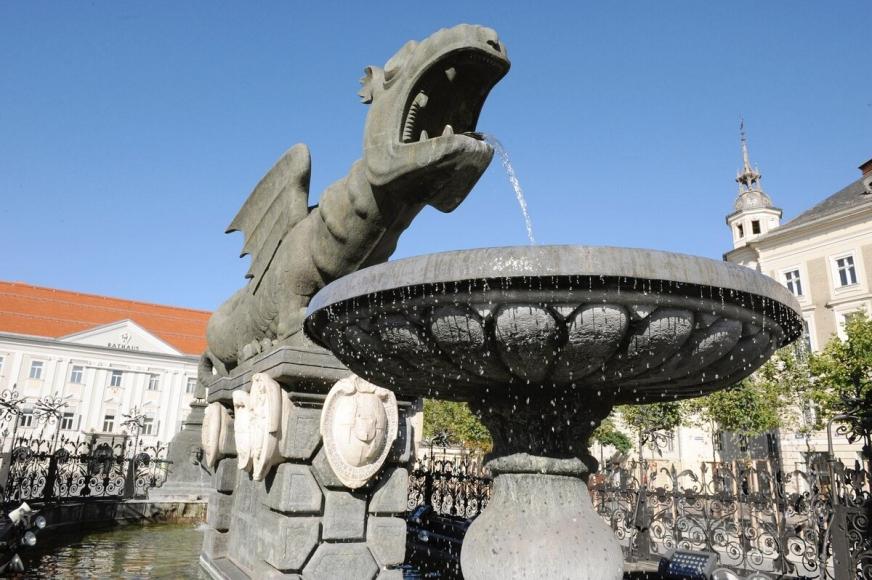 Altstadtwandern in Klagenfurt