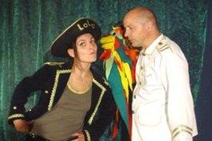 Loladas  Piratenmädchen im Grazer Kindermuseum